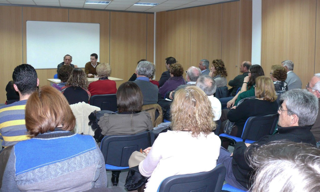 Charla-Debate Miguel Soler