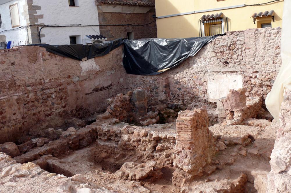 Excavaciones antiguo conservatorio 4