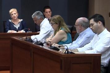 280813 Pleno Ayuntamiento Onda