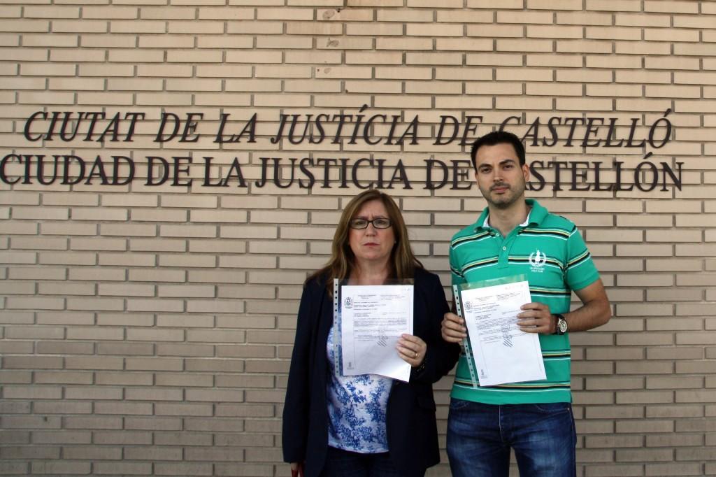 PSPV Onda Juzgados