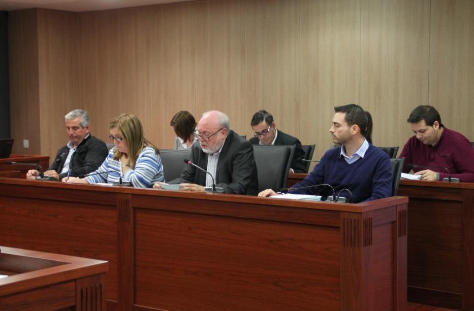 141111 Pleno Grupo Municipal Socialista