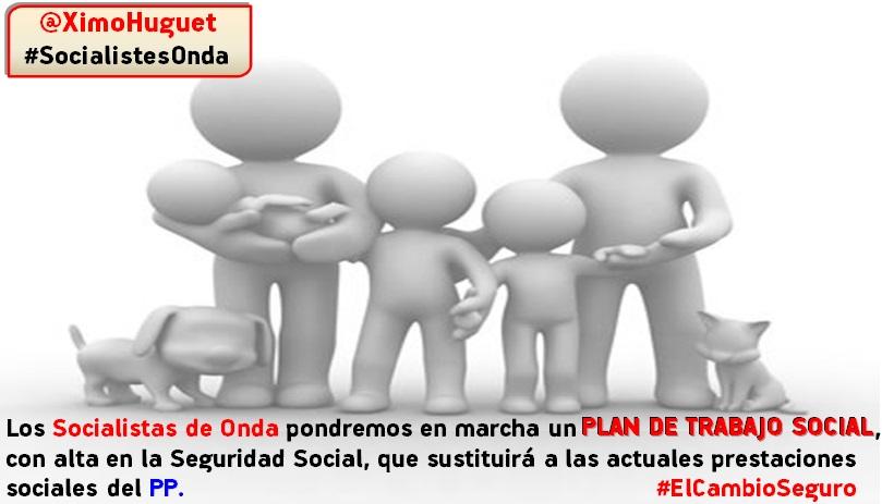 Plan de trabajo social 2