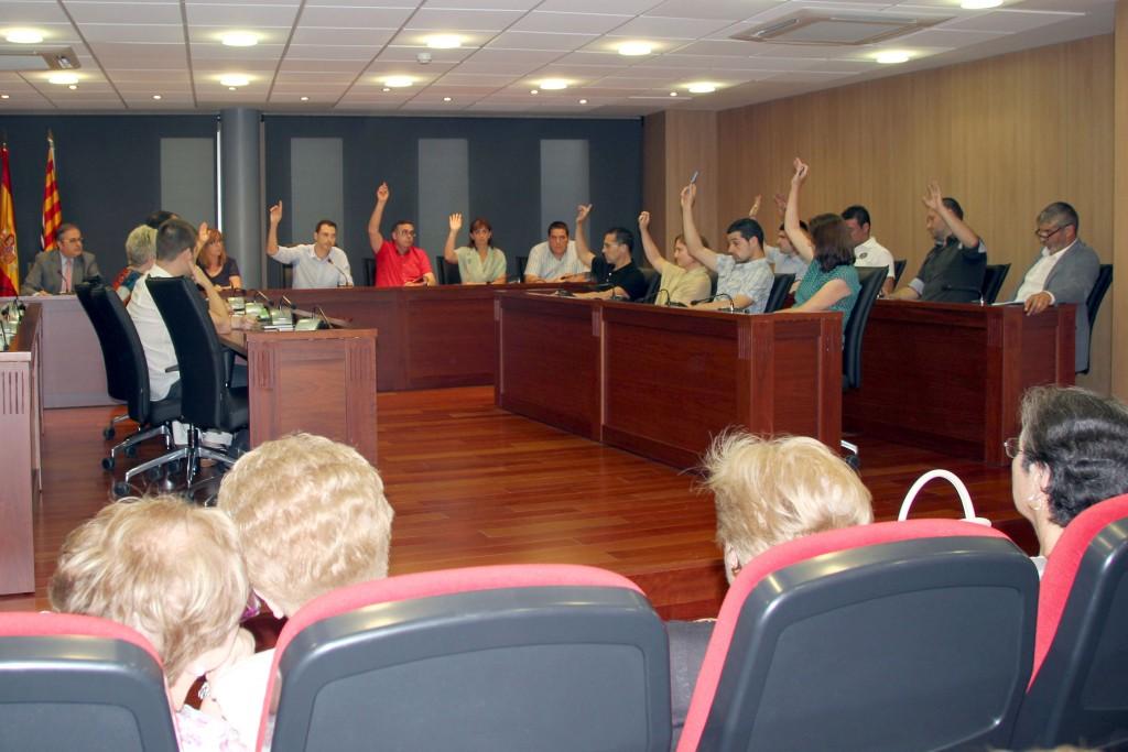 250615 Pleno Extraodinario Ayuntamiento Onda