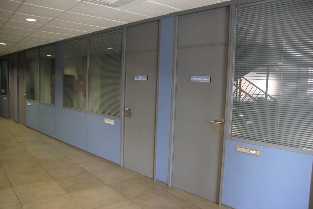 Despachos Grupos Municipales Onda
