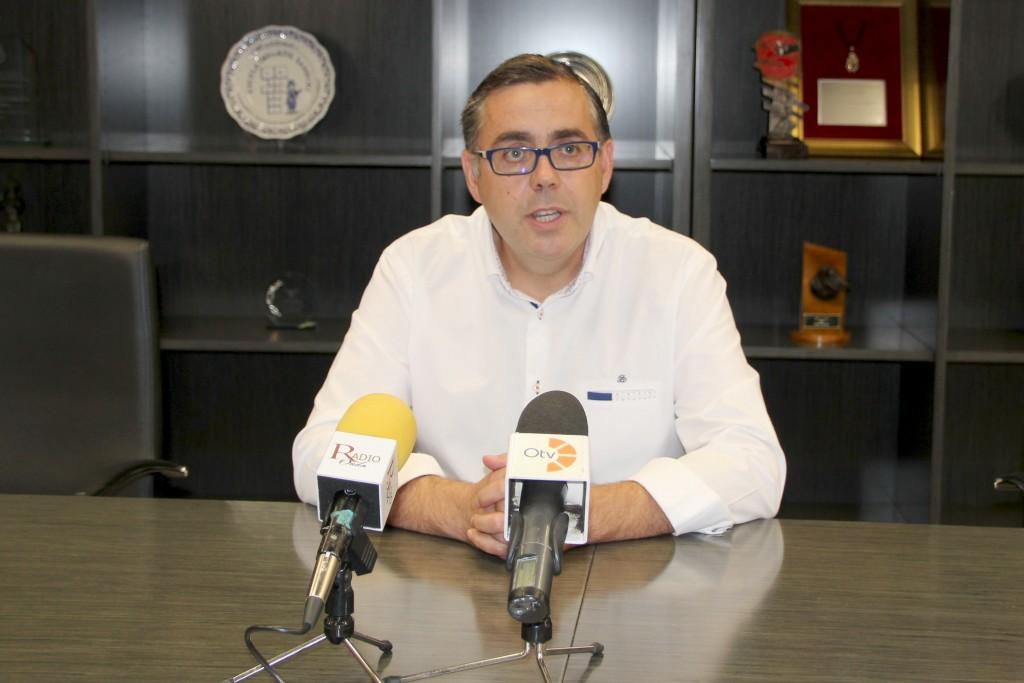 Ángel Badenas Ayuntamiento Onda