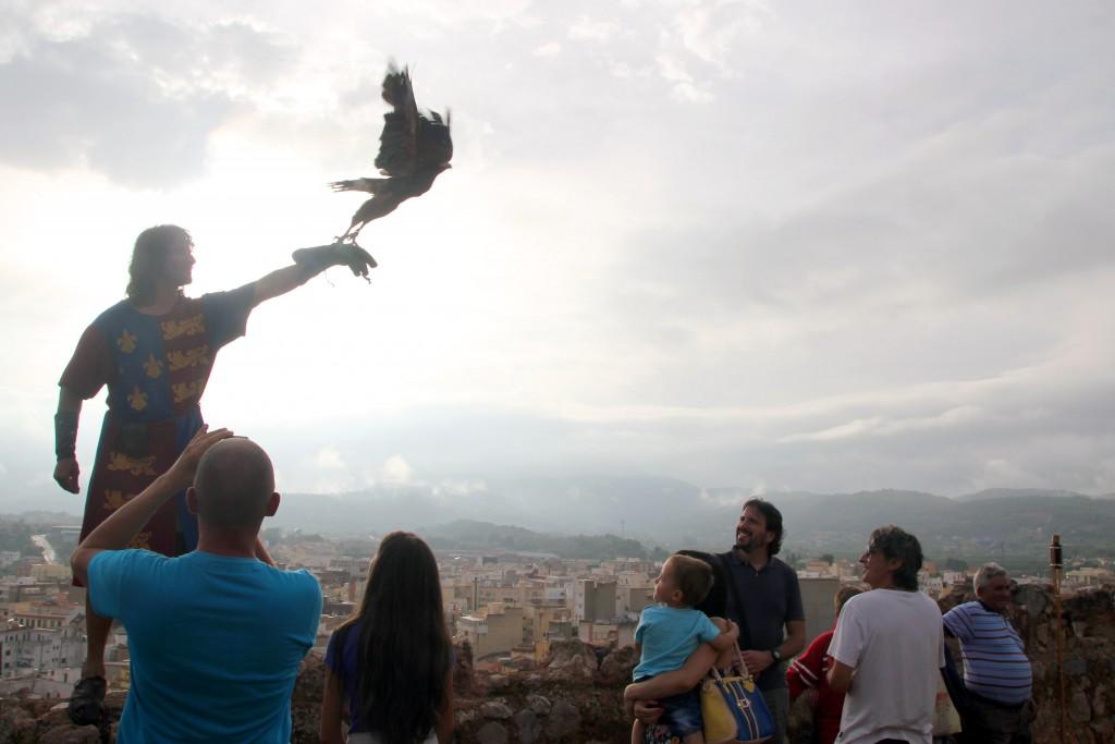 080815 Segundo día Feria Medieval Onda 2