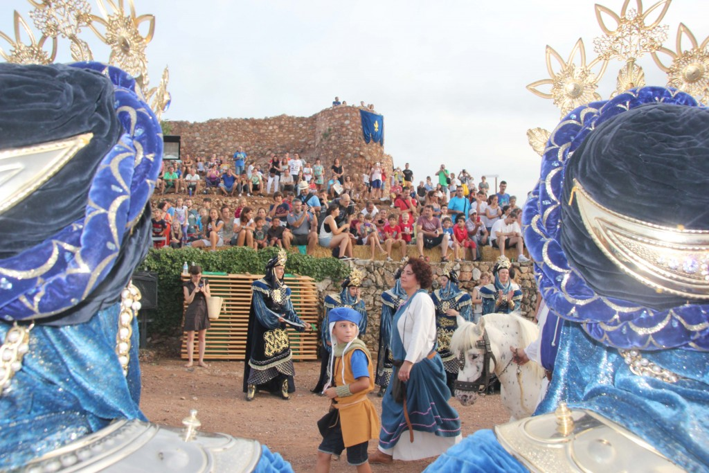 080815 Segundo día Feria Medieval Onda 4