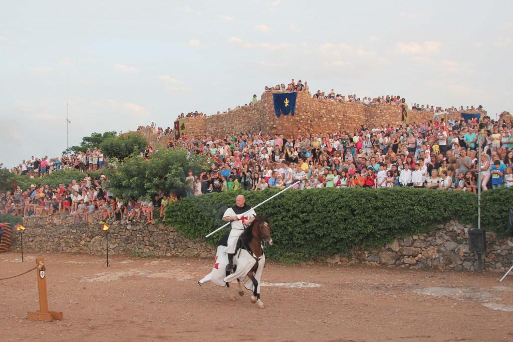 080815 Segundo día Feria Medieval Onda 5
