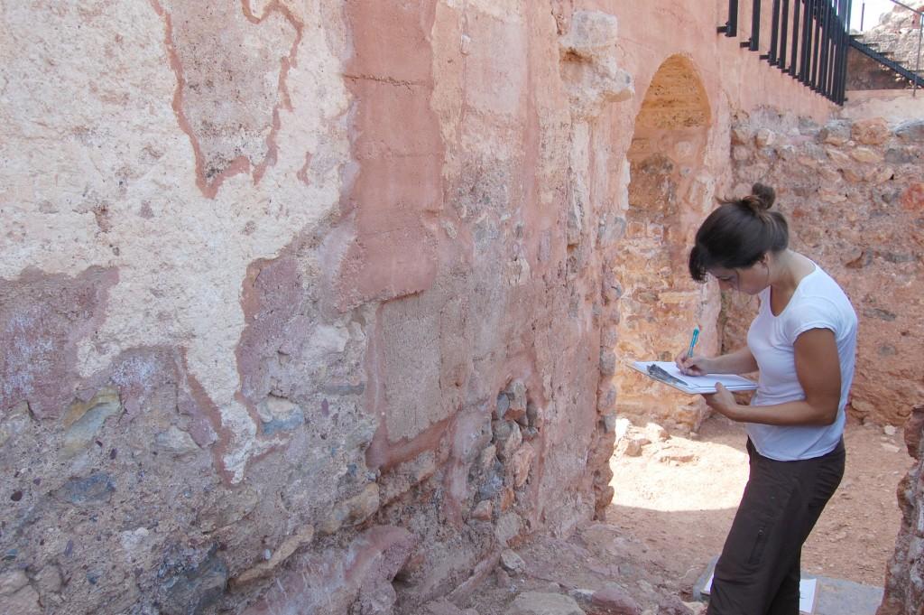 100815 Estudio Trabajos muralla Onda