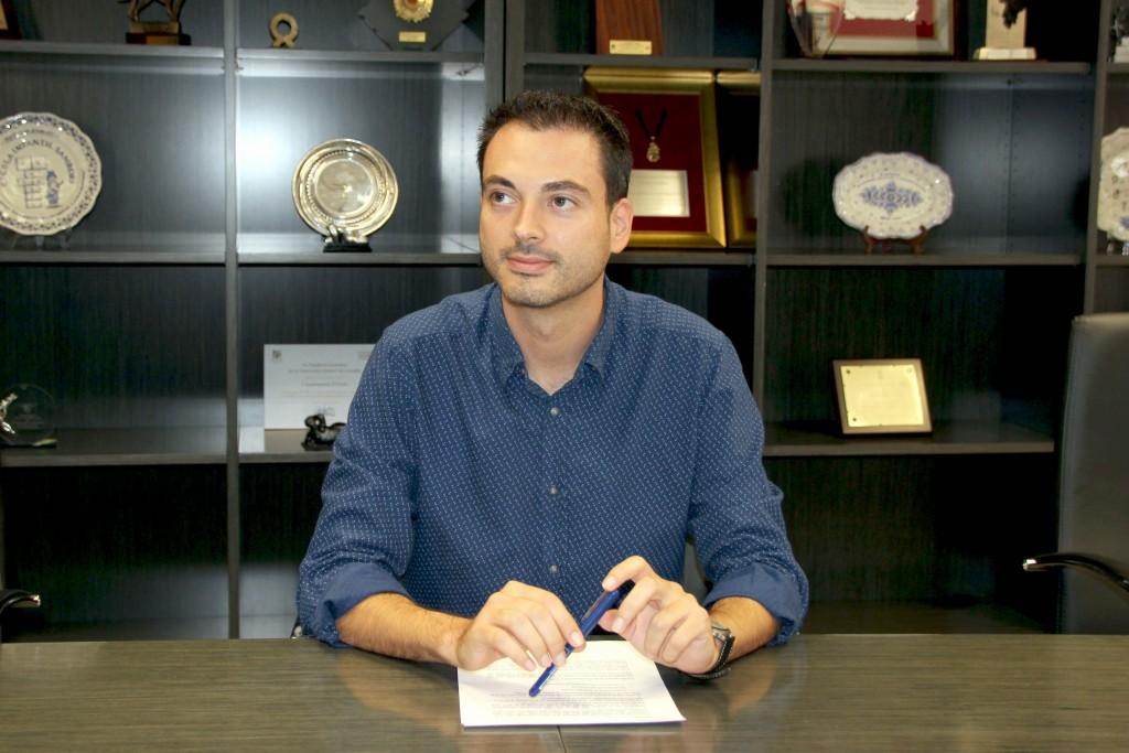 210915 RP Ximo Huguet Alcalde de Onda