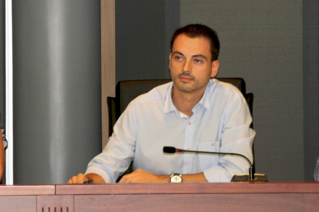 Alcalde Onda Ximo Huguet Pleno