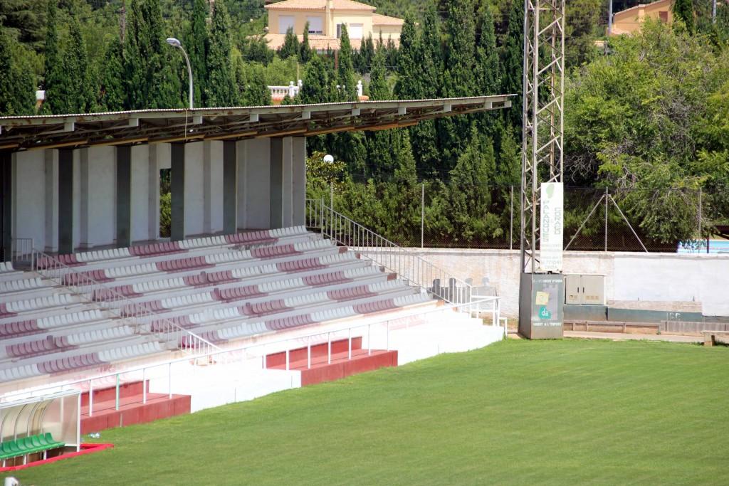 Campo de Fútbol Serratella Onda