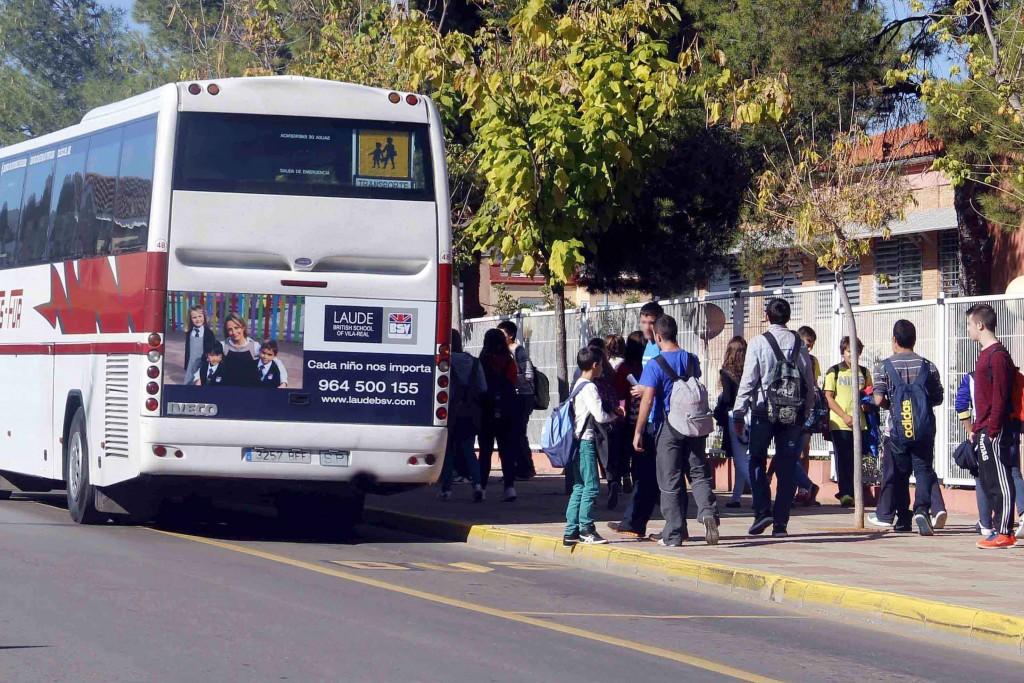 Servicio autobús Onda