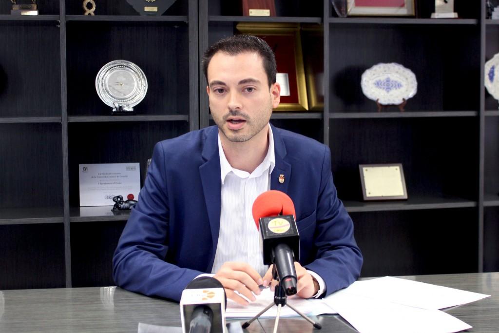 301015 Alcalde Onda Ximo Huguet
