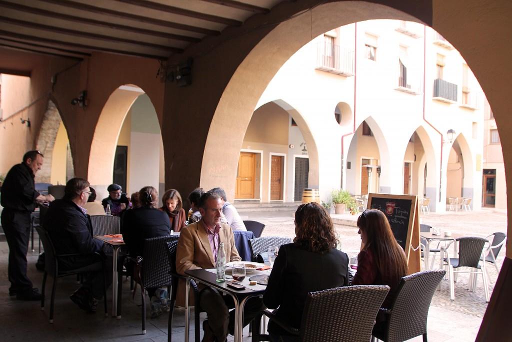 181115 Restaurante 4 Cantons Onda Ruta de la Tapa Onda
