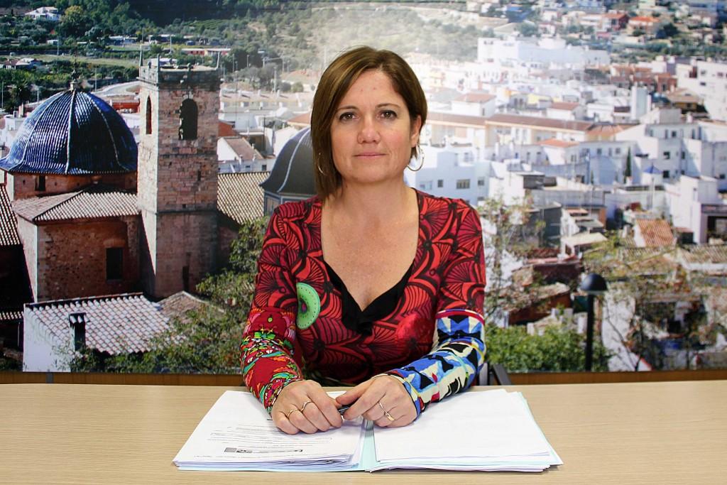 Silvia Cerdà, concejala Hacienda Onda
