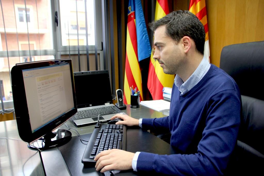 070116 Alcalde Onda Ximo Huguet