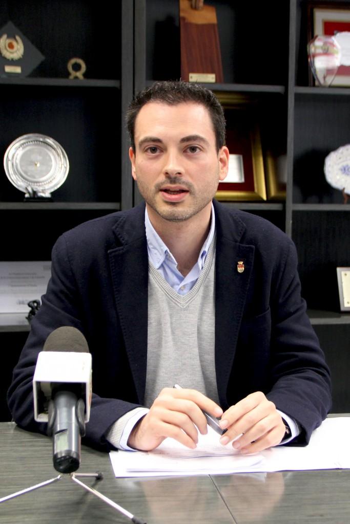 Ximo Huguet Alcalde de Onda