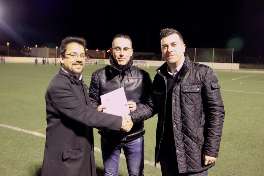 080216 Acuerdo Serratella CD Onda, Racing y Francisco Chalmeta Ayuntamiento
