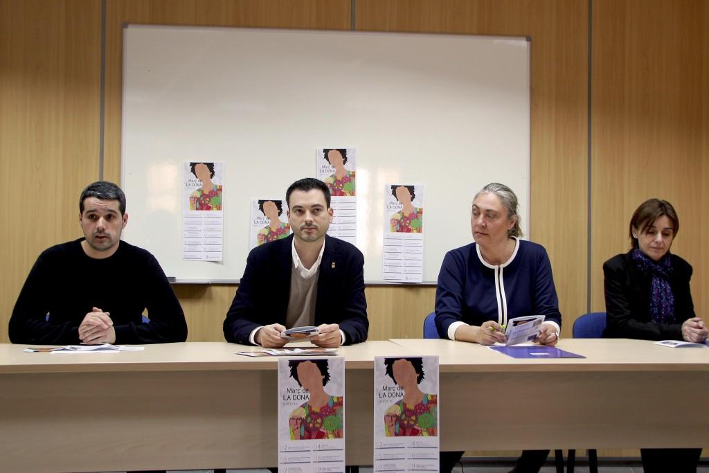 020316 Plan de igualdad y Març de la Dona Ayuntamiento Onda Ximo Huguet y Asensio Blaya