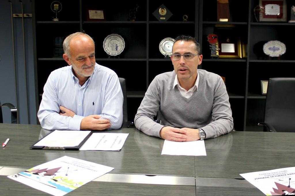 210316 Presentación Club Piragüismo Ayuntamiento Onda Francisco Chalmeta 1