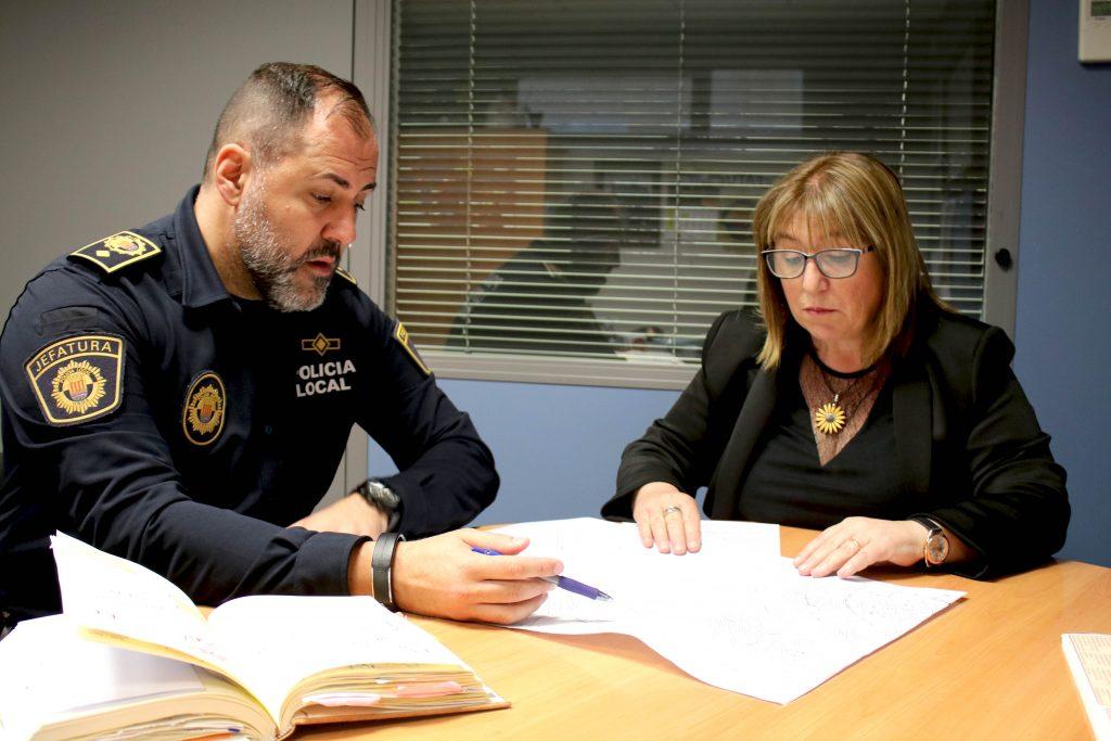 140516 Concejalía Policía Local Ayuntamiento Onda