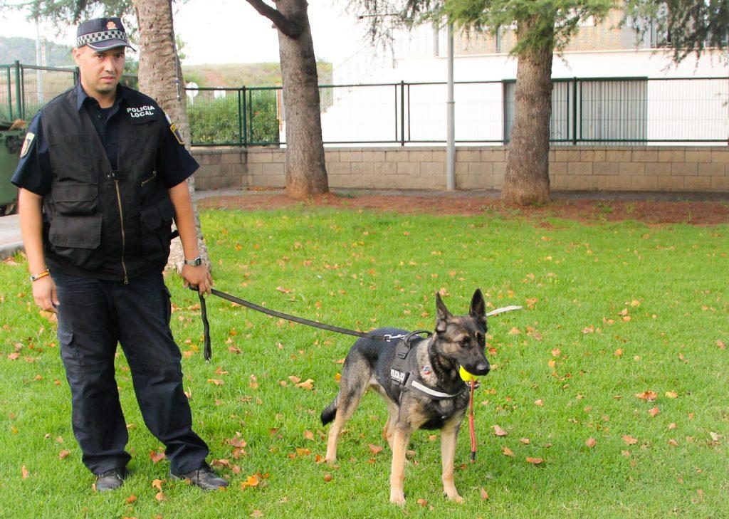 Ayuntamiento Onda, Gala y Agente Policía local