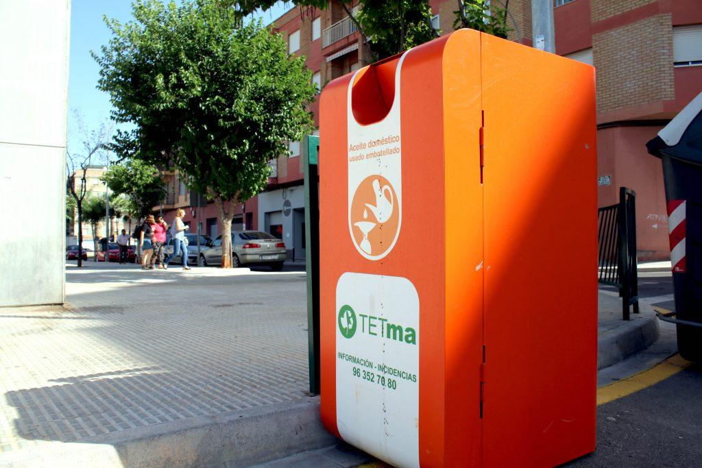 250616 Contenedores aceite Ayuntamiento Onda