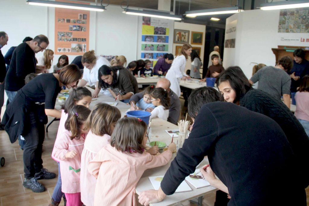 Sábados de cerámica Museu del Taulell Onda