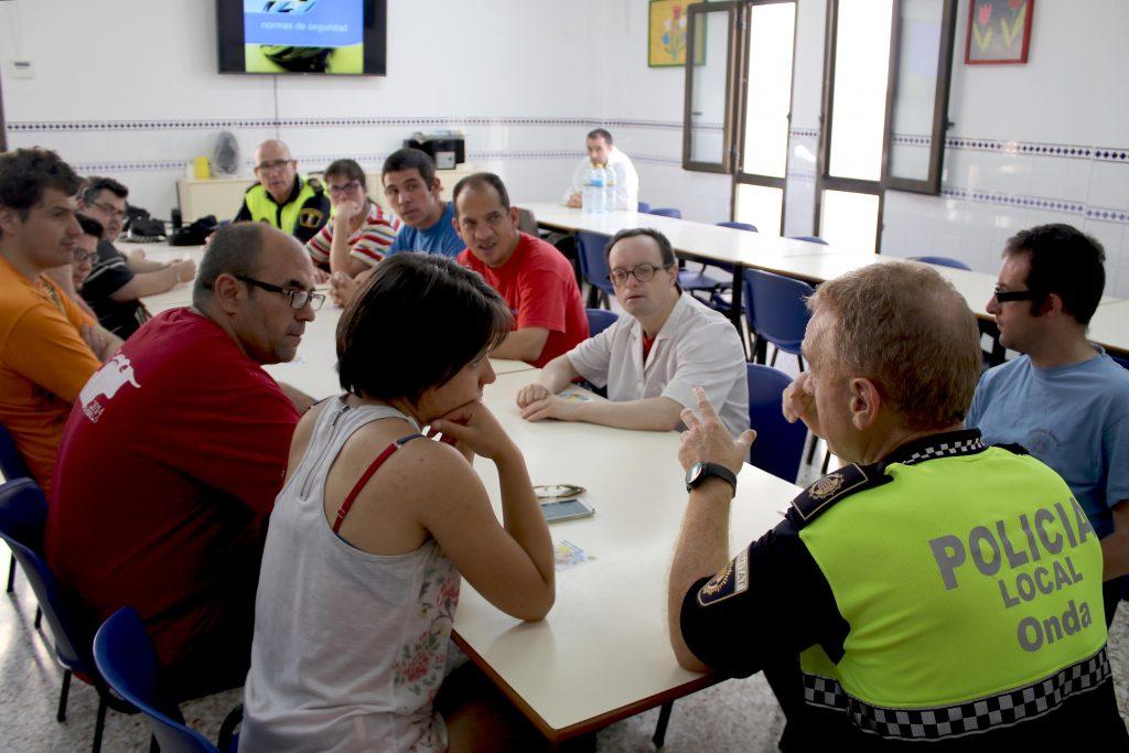 050716 Educación Vial Policía Local Onda a CO Molí