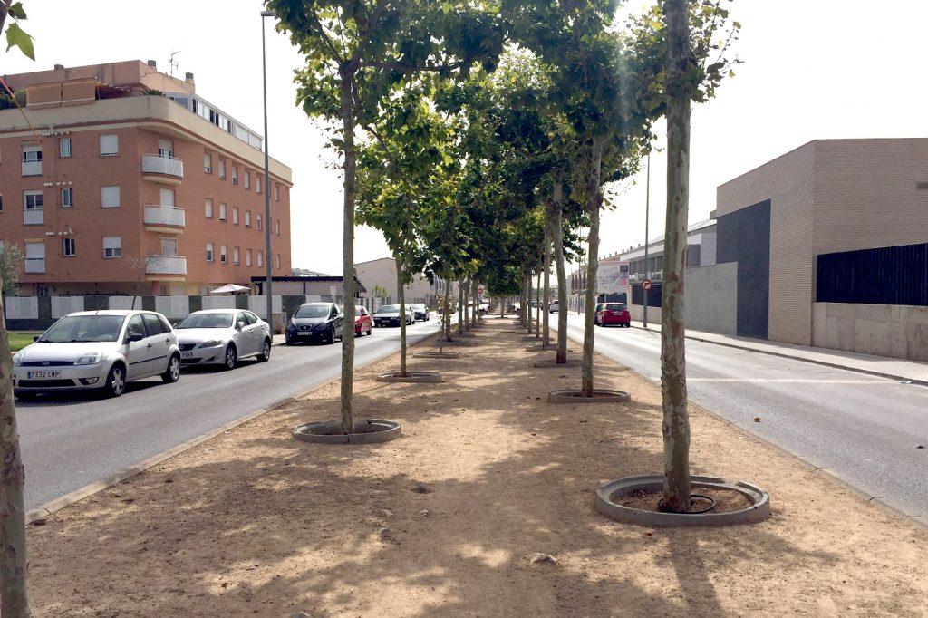 200716 Obra Ayuntamiento Onda calle Moncofa