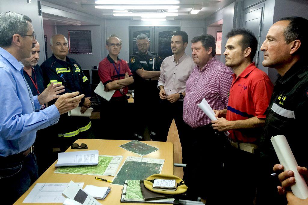280716 Alcalde de Onda, XImo Huguet, reunión técnica de coordinación