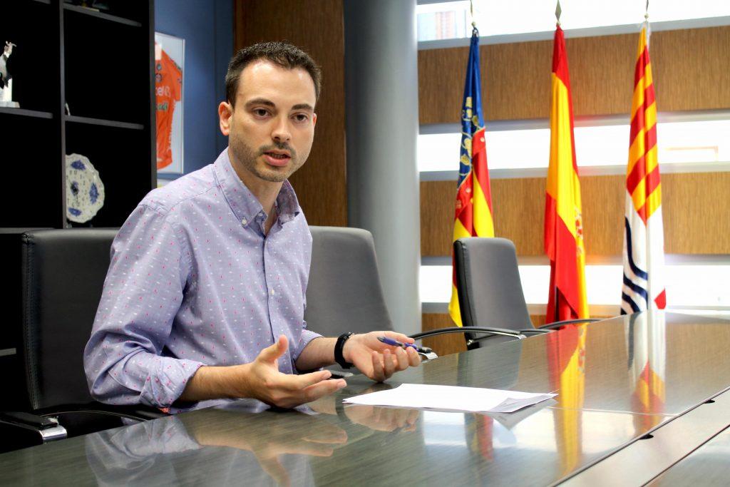 Alcalde de Onda, Ximo Huguet (2)