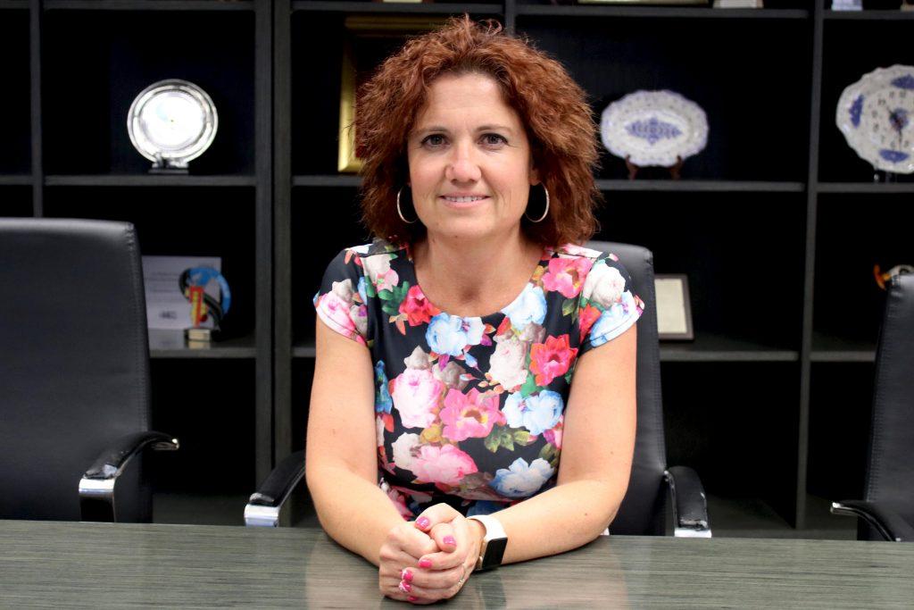 110816 Silvia Cerdà, concejala Hacienda Ayuntamiento Onda