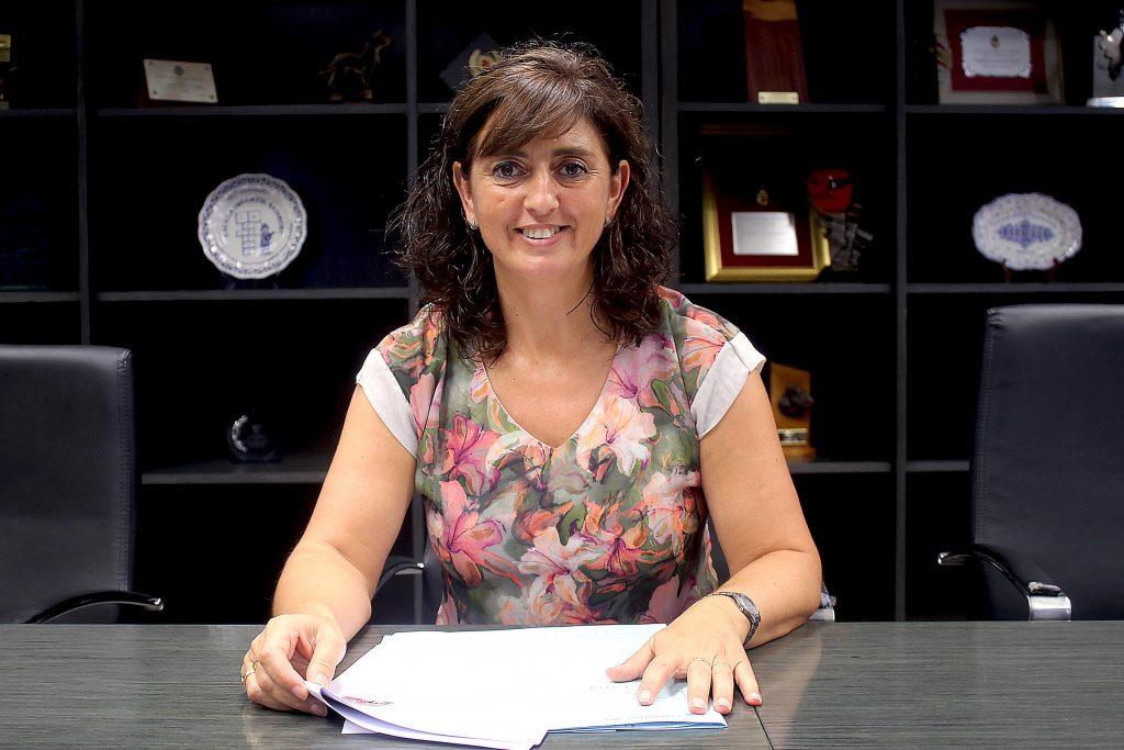 310816 Encarna Ribes, Concejala Educación Ayuntamiento Onda