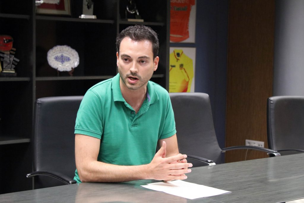 Alcalde de Onda, Ximo Huguet