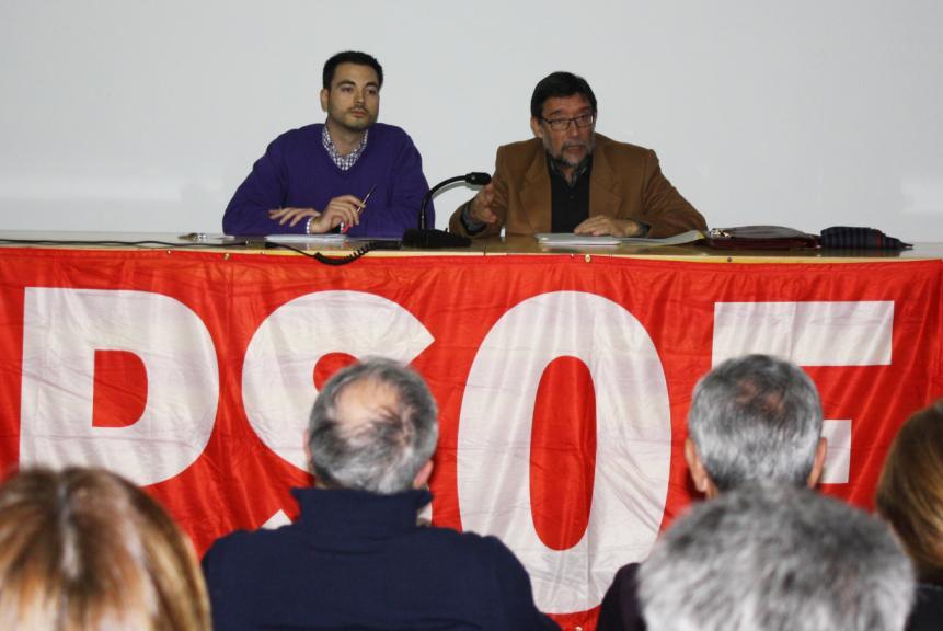 Ximo Huguet e Ignacio Subías.